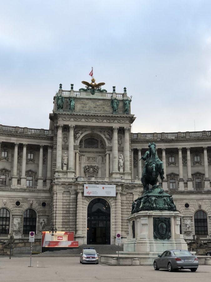 Hofburg Palace, Vienna Austria