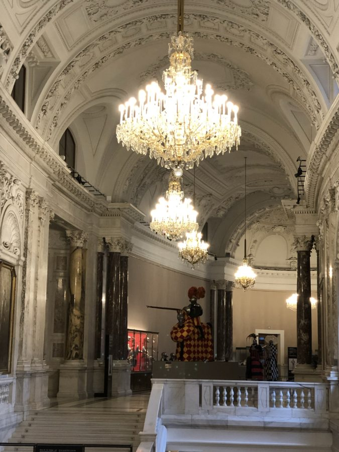 Court Hunting and Armory Museum, Vienna Austria