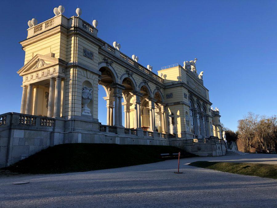 The Schönbrunn Palace Gardens